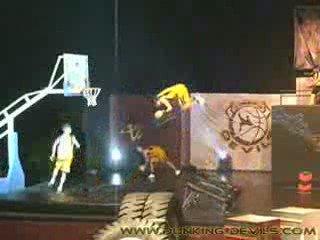 BASKETBALL SHOW!!!
